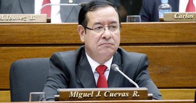 Acusan y piden juicio oral para el diputado Miguel Cuevas
