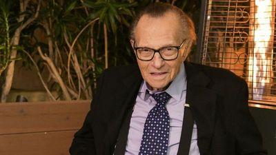 Murió Larry King, el legendario presentador estadounidense