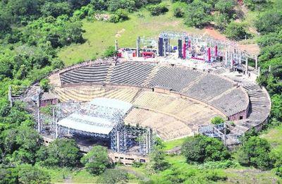 San Ber: municipalidad dispone sumario y suspensión de actividades en anfiteatro