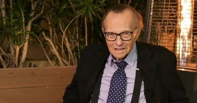 HOY / Muere el famoso periodista de EEUU Larry King a los 87 años