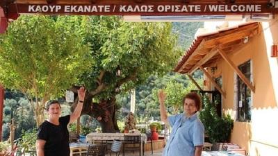 La fascinante historia del tsakonio, el antiguo idioma de Esparta