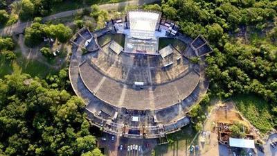 Suspenden conciertos en anfiteatro de San Bernardino