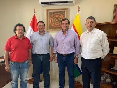 Las tres facultades en el proyecto inicial de la UNAMIS