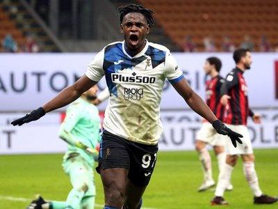 El Atalanta devora al Milan
