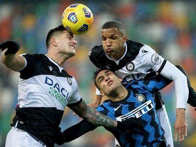 El Inter tropieza en Údine