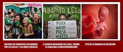 EL ABORTO NO DEBERÍA SER UNA OPCIÓN