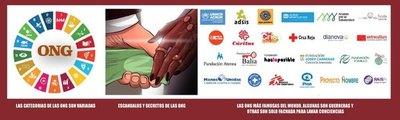 ONGs CON FINES BUENOS VS ONGs CON TRASFONDOS OSCUROS