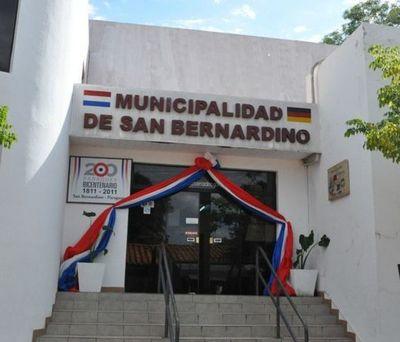 Municipalidad de San Bernardino abre sumario tras aglomeración en Anfiteatro