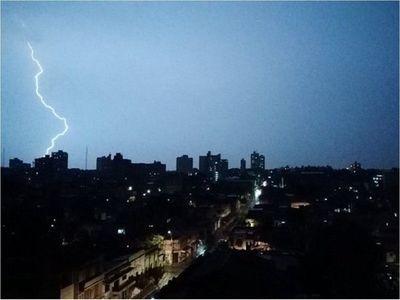 Meteorología anuncia tormentas para 12 departamentos