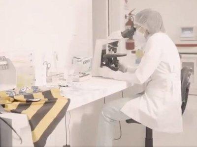 Empresa esteña fabrica camisetas anti-COVID
