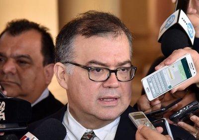 Municipales en capital: Abdo designó a Samaniego para negociar unificación