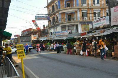 Comerciantes de San Lorenzo piden ayuda al Gobierno para sobrellevar la crisis