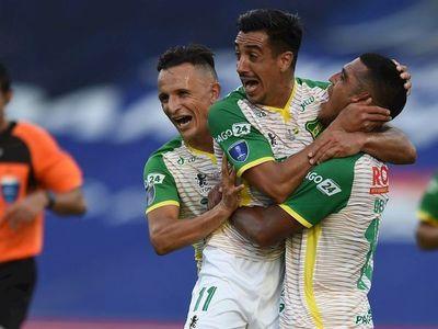 Defensa y Justicia, flamante campeón de la Sudamericana