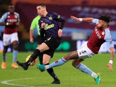 El Aston Villa levanta el vuelo a costa del Newcastle de Almirón