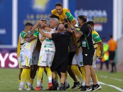 Defensa y Justicia se consagra en la Sudamericana