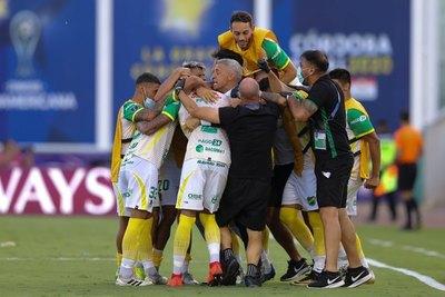 ¡Defensa y Justicia es campeón invicto de la Copa Sudamericana!