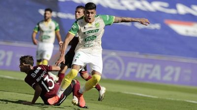 Tras goleada, Defensa y Justicia conquista la Sudamericana 2020