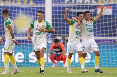 Reviví los goles de la consagración de Defensa y Justicia en Copa Sudamericana