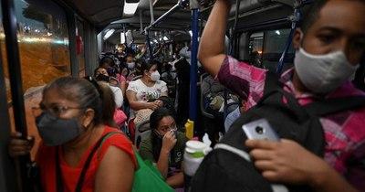 La Nación / COVID-19: Salud reporta 711 positivos y 22 fallecidos este sábado