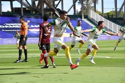 Defensa y Justicia inscribe su nombre entre los campeones de la Sudamericana