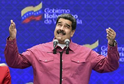 """Maduro dispuesto a """"nuevo camino"""" en relaciones con EEUU"""