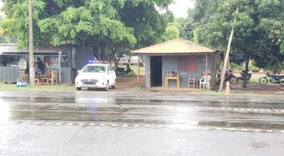 Torín es conocido como puesto de policías peajeros
