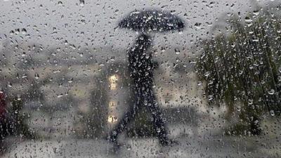 Lluvias persistirán hoy y los próximos días