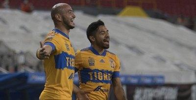 Carlos González: Segundo gol en tres partidos con Tigres