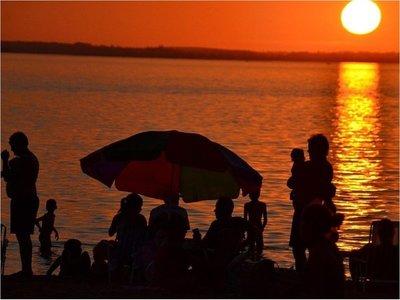 Concurso fotográfico sobre playa Mbói Ka'ẽ ya tiene ganadores
