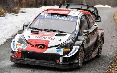 Sebastien Ogier gana su octavo Rally de Montecarlo