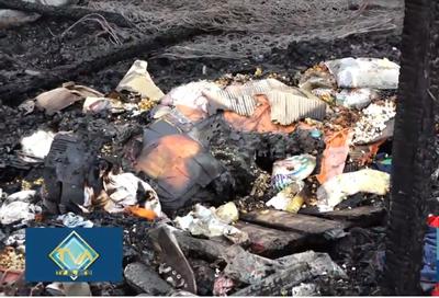 Tres familias afectadas tras incendio en asentamiento RC4 de Zeballos Cue