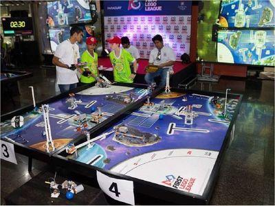Competencia de robótica invita a aprender sobre ciencia y tecnología