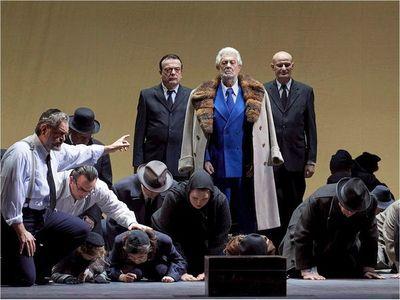Plácido Domingo celebra sus 80 años en una Ópera de Viena vacía