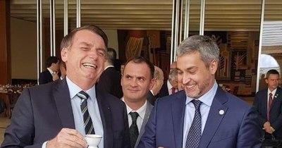 """La Nación / """"Cada día que pasa, al gobierno de Brasil le gusta más la administración de Abdo"""", ironiza diputado"""