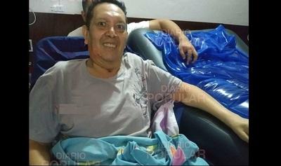 Paciente diabético e hipertenso peleó al covid 70 días internado, 51 en UTI, y ¡sobrevivió!