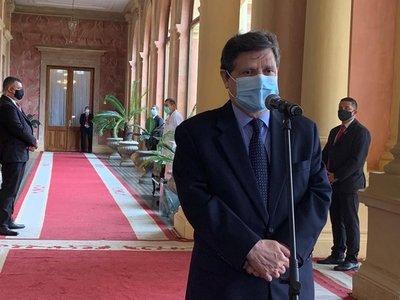 """Acevedo: """"Tengo el gran reto de reconvertir el Tratado de Itaipú"""""""