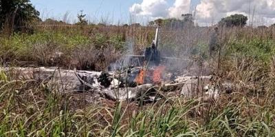 HOY / Presidente y cuatro futbolistas de club brasileño mueren en accidente aéreo
