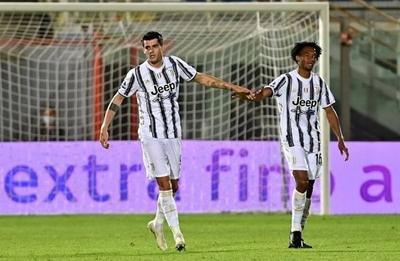 HOY / Arthur, McKennie y un gran Cuadrado reactivan a la Juventus