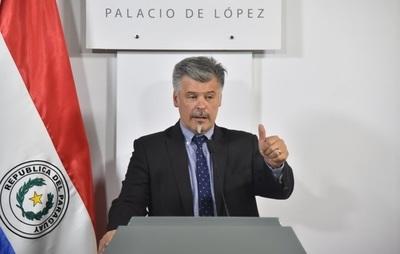 Arnaldo Giuzzio se compromete a dar 'todo el esfuerzo' para combatir la corrupción en la Policía Nacional