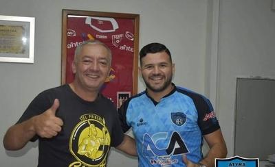 HOY / 'Pinti' Álvarez ficha por Atyrá para jugar la Intermedia