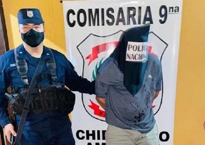 Capturan a sindicado como asesino material del suboficial en PJC
