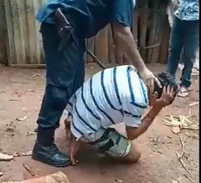 Fiscalía investiga caso de brutalidad en actuación policial
