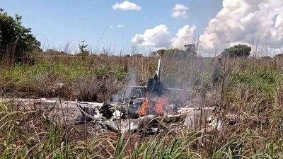 Cae avioneta en Brasil y mueren cuatro futbolistas