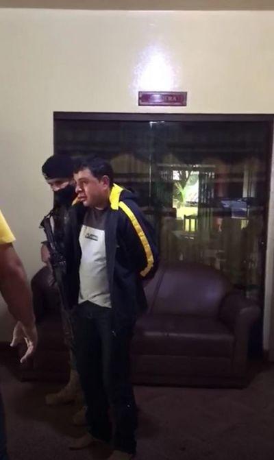 Detienen al presunto autor  del asesinato del Policía Fredi Díaz