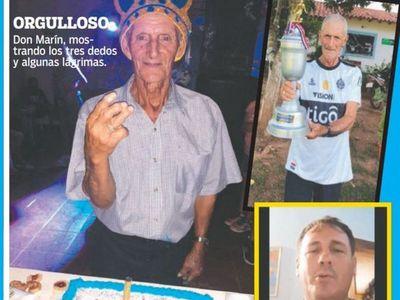Por su cumpleaños 82, le saludaron sus ídolos