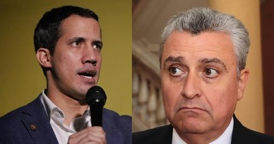 La Nación / Cercanos a Guaidó exigen aclarar el supuesto negociado entre Paraguay y PDVSA