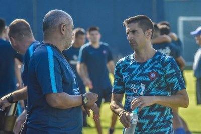 'Mingo' Salcedo, la emotiva salida de Cerro y llegada a San Lorenzo
