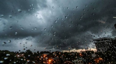 HOY / Anuncian posibles precipitaciones y tormentas eléctricas para lo que resta del domingo