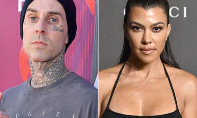 Kourtney Kardashian y Travis Barker de Blink-182 han iniciado un romance
