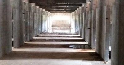 La Nación / Nueva penitenciaría de Emboscada llegó al 62% de su construcción